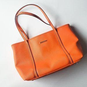 Dana Buchman | Orange Shoulder Bag